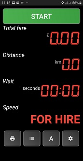 TAXimet a Mobile GPS Taxi Meter App | Home
